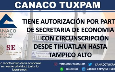 CANACO ServYTur Tuxpan