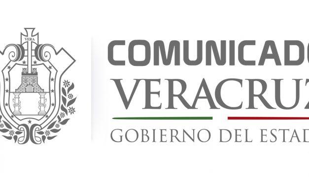 Comunicado del Gobierno del Estado de Veracruz