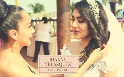 Jhanny Velázquez Make Up Artist