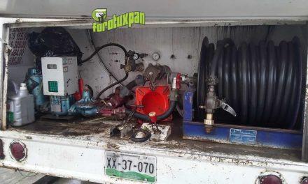 En marcha Operativo Vs Pipas de Gas