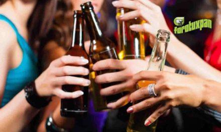 Se incrementa el Alcoholismo Femenino