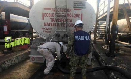 Marina Evalua 11 instalaciones de PEMEX, incluido TUXPAN