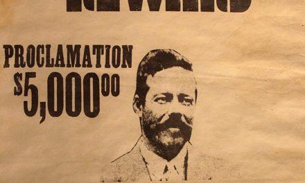 103 Años del Ataque de Francisco Villa a la Población de Columbus, Nuevo México
