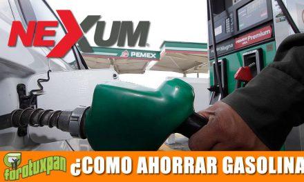 Consejos para ahorrar Gasolina