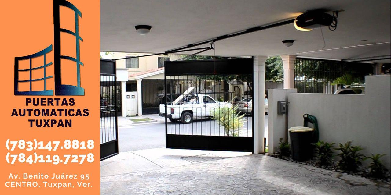 Puertas Automáticas Tuxpan
