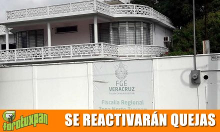 Se reactivarán quejas den la Fiscalia: Tonatiuh Hernández