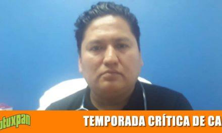 TEMPORADA CRITICA DE CALOR