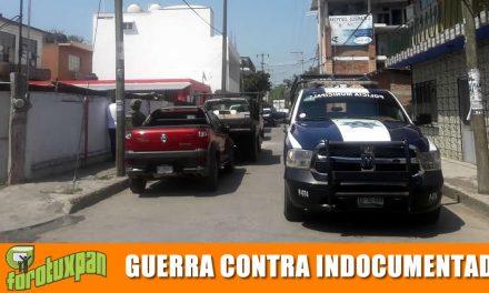 Guerra contra Indocumentados