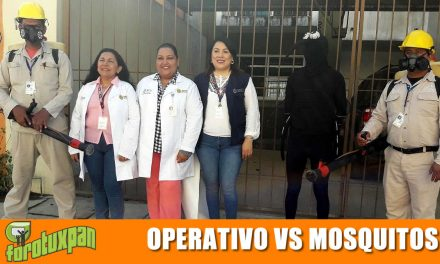 Operativo Vs Mosquitos