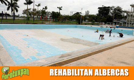 Nuevo techado al estadio y rehabilitación de alberca