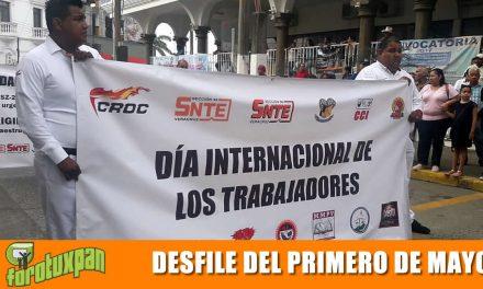 DESFILE DEL PRIMERO DE MAYO