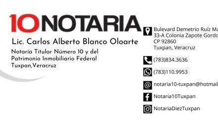 Notaria 10
