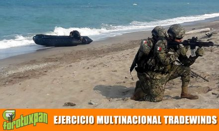 "EJERCICIO MULTINACIONAL ""TRADEWINDS 2019"""