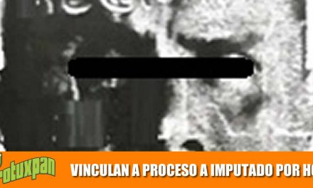 VINCULAN A PROCESO A IMPUTADO POR HOMICIDIO CULPOSO