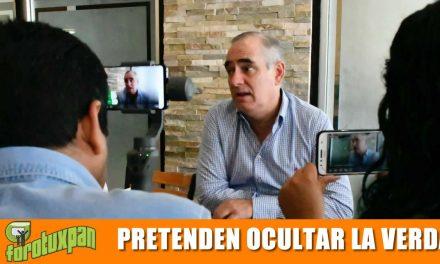 Gobierno de Veracruz pretende reservar por cinco años información sobre compra de patrullas: Julen Rementería