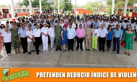 Rinde protesta el Comité Municipal de Prevención Social del Delito