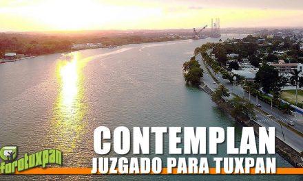 CONTEMPLAN LA CONSTRUCCIÓN DEL JUZGADO MICRO-REGIONAL PARA TUXPAN