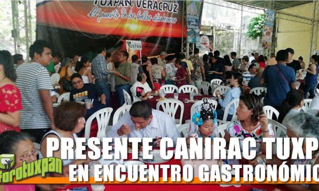 PRESENTE CANIRAC TUXPAN EN ENCUENTRO GASTRONÓMICO