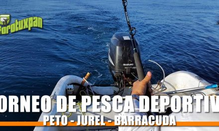 Torneo de Pesca PETO-JUREL Y BARRACUDA