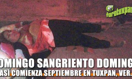 SANGRIENTO DOMINGO SANGRIENTO