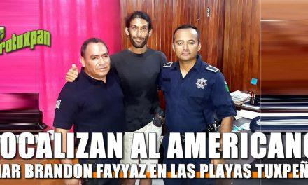 Policía Municipal Localiza a Norteamericano