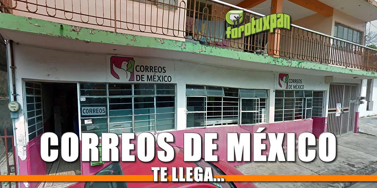 Correos de México TE LLEGA