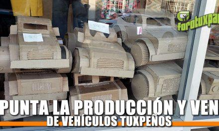 Repunta la Producción y Venta de Vehículos Tuxpeños