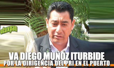 Diego Muñoz Iturbide buscará tomar las riendas del PRI
