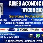 Aires Acondicionados Vicencio