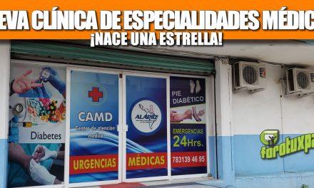 Nueva Clínica de Especialidades Médicas: ¡NACE UNA ESTRELLA!
