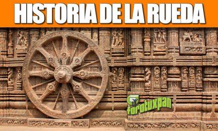 HISTORIA DE LA RUEDA