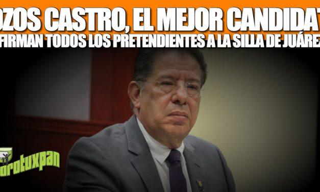 POZOS CASTRO, EL MEJOR CANDIDATO