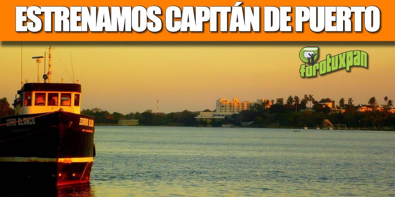 Nombran al DEM Luis Jorge Goicoechea Sotomayor como nuevo CAPITÁN DE PUERTO