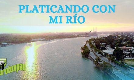 Platicando con mi Río