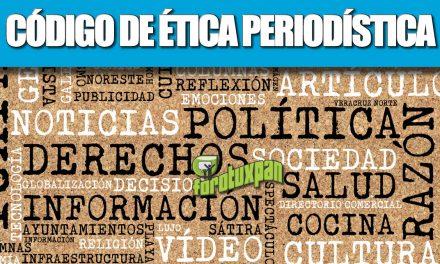 Código de Ética Periodística