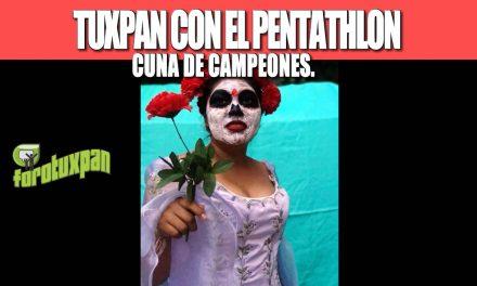 TUXPAN CON EL PENTATHLON CUNA DE CAMPEONES