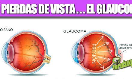 NO PIERDAS DE VISTA… EL GLAUCOMA