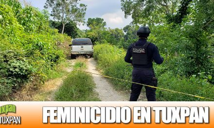 FEMINICIDIO EN LA COMUNIDAD FRANCISCO I. MADERO