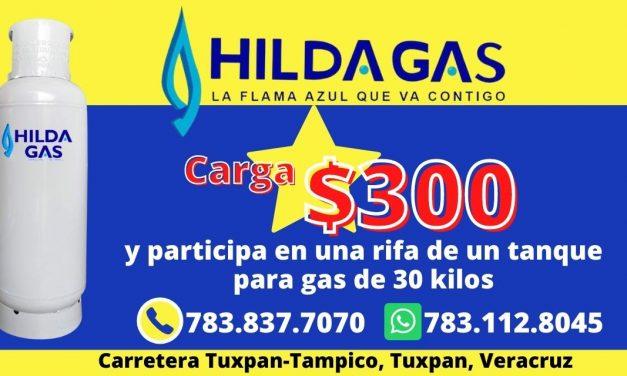 HILDA GAS