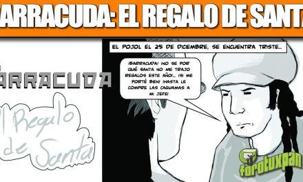 EL BARRACUDA: El Regalo de Santa