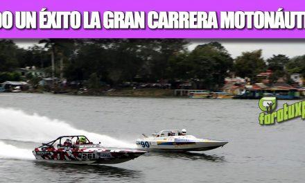 TODO UN ÉXITO LA GRAN CARRERA MOTONÁUTICA