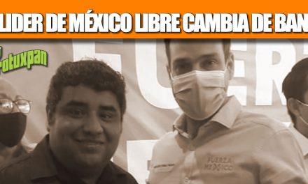EX LIDER de México Libre cambia de bando