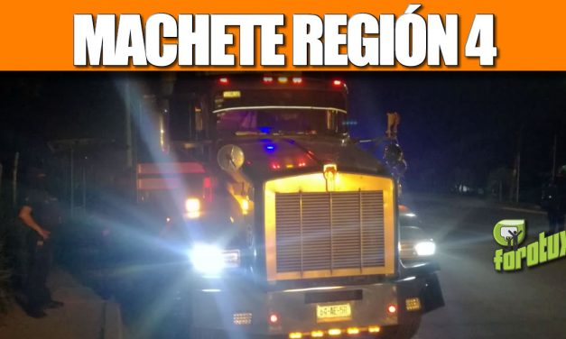 MACHETE REGIÓN 4