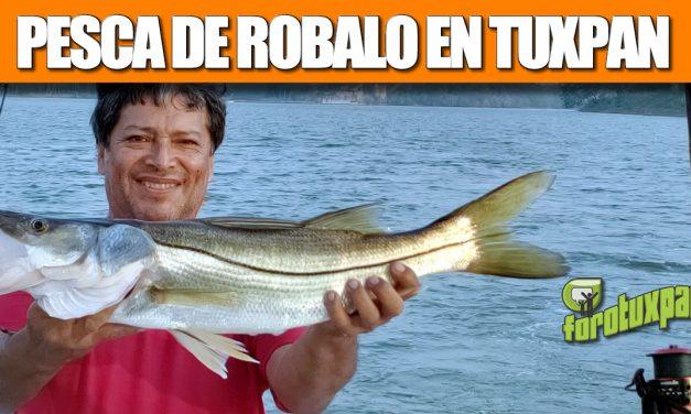 Pesca Deportiva de Robalo en Tuxpan Veracruz