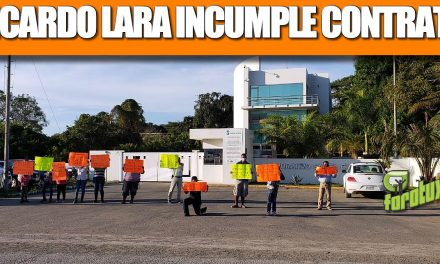 RICARDO LARA incumple contrato