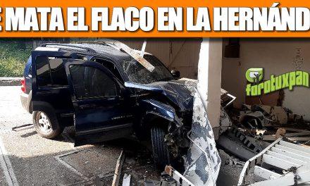 Se mata EL FLACO en la Hernández