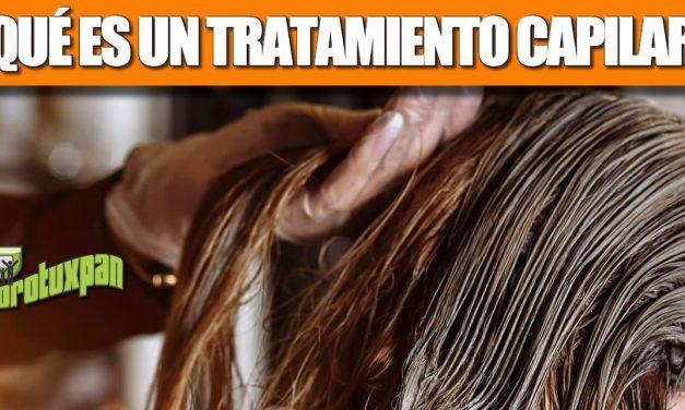 ¿Qué es un tratamiento capilar?