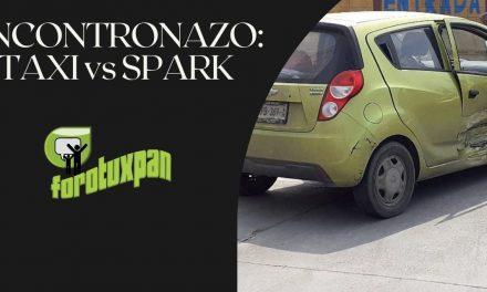 ENCONTRONAZO: Taxi Vs Spark