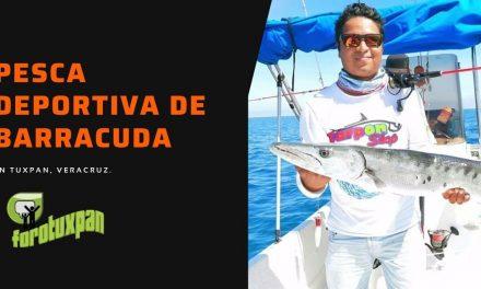 Pesca Deportiva de BARRACUDA