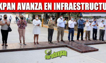 TUXPAN AVANZA EN INFRAESTRUCTURA, ENTREGA PAVIMENTACIÓN EN LA HERNÁNDEZ OCHOA